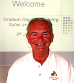 Graham Hayden sales training